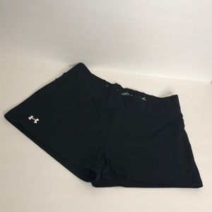 Under Armour Black Shorts Sz M